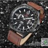 นาฬิกา Naviforce NF9103 สายหนัง รุ่นใหม่ สีน้ำตาล แนวดูดี ส่งฟรี มีบริการเก็บเงินปลายทาง