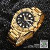 นาฬิกา Naviforce NF9105 สายสแตนเลส สีทอง รุ่นแนะนำ พร้อมกล่อง รับประกัน 1 ปี