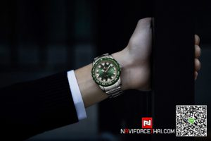 นาฬิกา Naviforce NF 9178 สุดคูล สุดเข้ม ของเเท้ พร้อมกล่อง รับประกัน 1 ปี ส่งฟรี มีบริการเก็บเงินปลายทาง