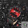 นาฬิกา Naviforce NF 9114 เรือนเท่ห์ สีเเดง สายหนัง ของเเท้ พร้อมกล่อง รับประกัน 1 ปี ส่งฟรี มีบริการเก็บเงินปลายทาง